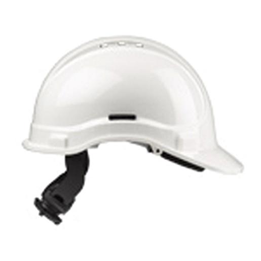 Helm weiß Style 335V belüftet