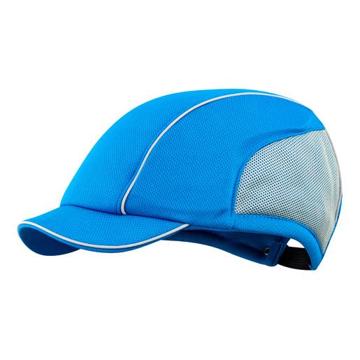 Anstoßkappe, FlexActive, blau/ grau