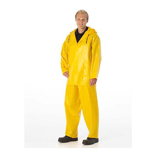 Regenjacke Nylflex, gelb
