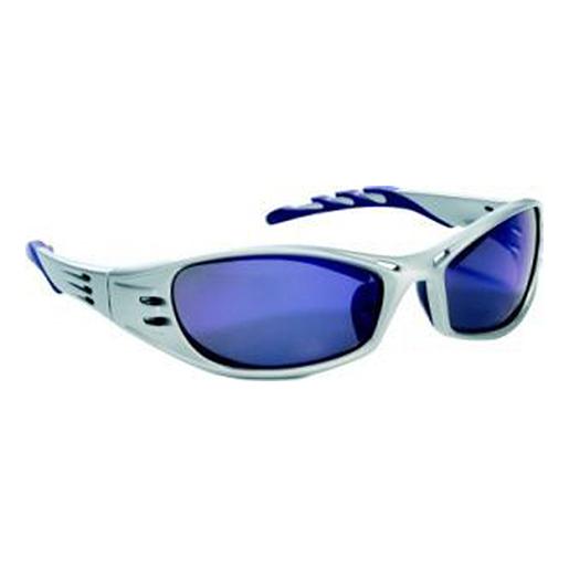 Schutzbrille Fuel , blau verspiegelt