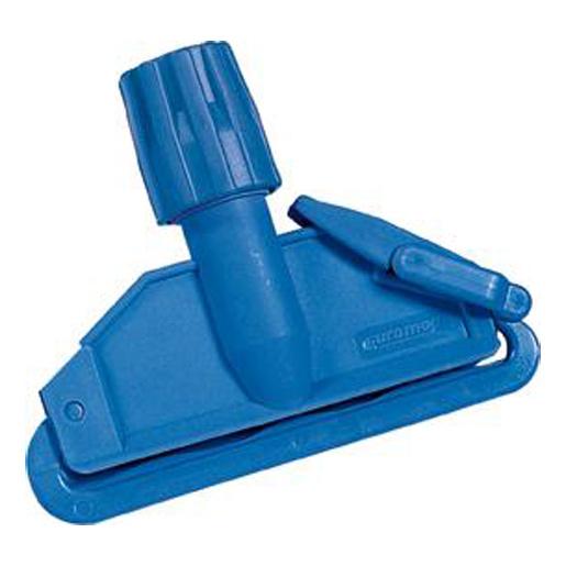 Fransenmopphalter blau