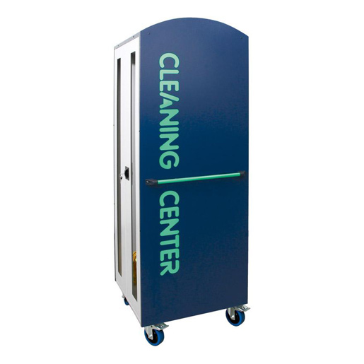Cleaning Center neo V6 1950 x 700 x 650